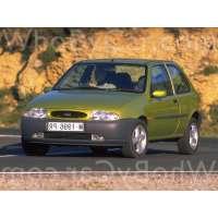 Поколение Ford Fiesta Mk4 3 дв. хэтчбек