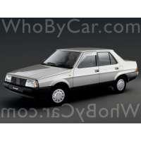 Поколение Fiat Regata седан