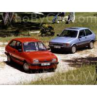 Поколение Ford Fiesta Mk2