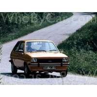 Поколение Ford Fiesta Mk1
