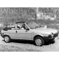 Поколение Fiat Ritmo I кабриолет