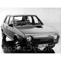 Поколение Fiat Ritmo I 5 дв. хэтчбек