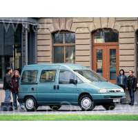Поколение Fiat Scudo I
