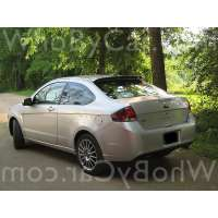 Поколение Ford Focus (North America) II купе