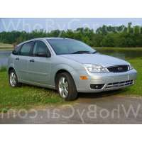 Поколение Ford Focus (North America) I 5 дв. хэтчбек рестайлинг