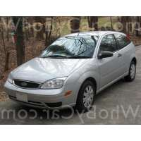 Поколение Ford Focus (North America) I 3 дв. хэтчбек рестайлинг