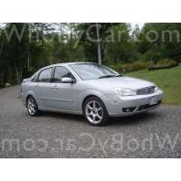 Поколение Ford Focus (North America) I седан