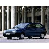 Поколение Fiat Tipo 3 дв. хэтчбек