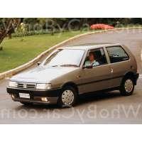 Поколение Fiat UNO II 3 дв. хэтчбек
