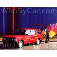Поколение автомобиля FSO 125p 5 дв. универсал