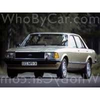 Поколение Ford Granada II седан
