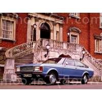 Поколение Ford Granada I купе