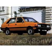 Поколение FSO Polonez I