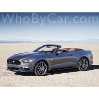 Поколение Ford Mustang VI кабриолет