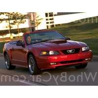 Поколение Ford Mustang IV кабриолет