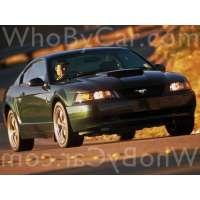 Поколение Ford Mustang IV купе
