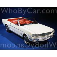 Поколение Ford Mustang I кабриолет