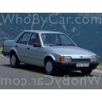 Поколение Ford Orion II