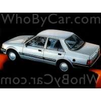 Поколение Ford Orion I