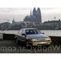 Поколение Ford Scorpio I 5 дв. хэтчбек