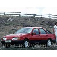 Поколение Ford Sierra I 5 дв. хэтчбек рестайлинг