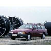 Поколение Ford Sierra I 5 дв. универсал рестайлинг