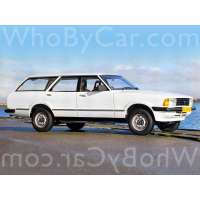 Поколение Ford Taunus III