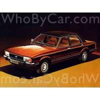 Поколение Ford Taunus II седан