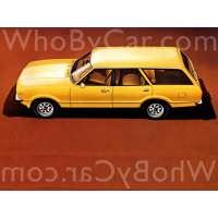 Поколение Ford Taunus II 5 дв. универсал