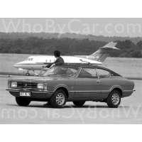 Поколение Ford Taunus I купе