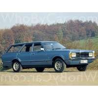 Поколение Ford Taunus I 5 дв. универсал