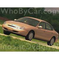 Поколение Ford Taurus III седан