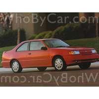Поколение Ford Tempo купе