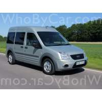 Поколение Ford Tourneo Connect I