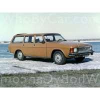 Поколение ГАЗ 3102 «Волга» 5 дв. универсал