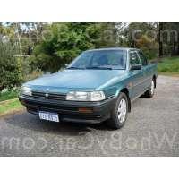 Поколение Holden Apollo седан
