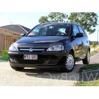 Поколение Holden Barina IV (XC)
