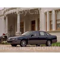 Поколение Holden Calais II