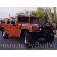 Поколение Hummer H1 5 дв. внедорожник