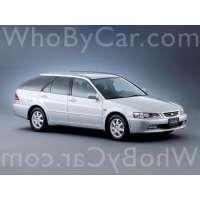Поколение Honda Accord VI 5 дв. универсал