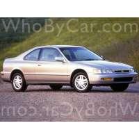 Поколение Honda Accord V купе