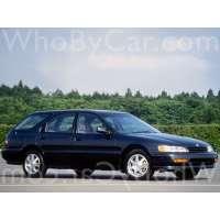 Поколение Honda Accord V 5 дв. универсал