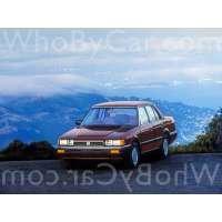 Поколение Honda Accord II седан