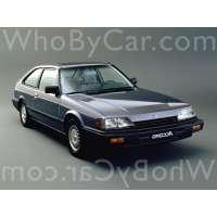 Поколение Honda Accord II 3 дв. хэтчбек