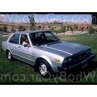Поколение Honda Accord I седан