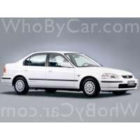 Поколение Honda Civic Ferio II