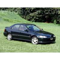 Поколение Honda Civic Ferio I