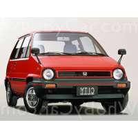 Поколение Honda City I