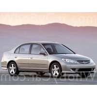Поколение Honda Civic VII седан рестайлинг