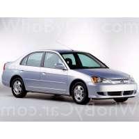 Поколение Honda Civic VII седан